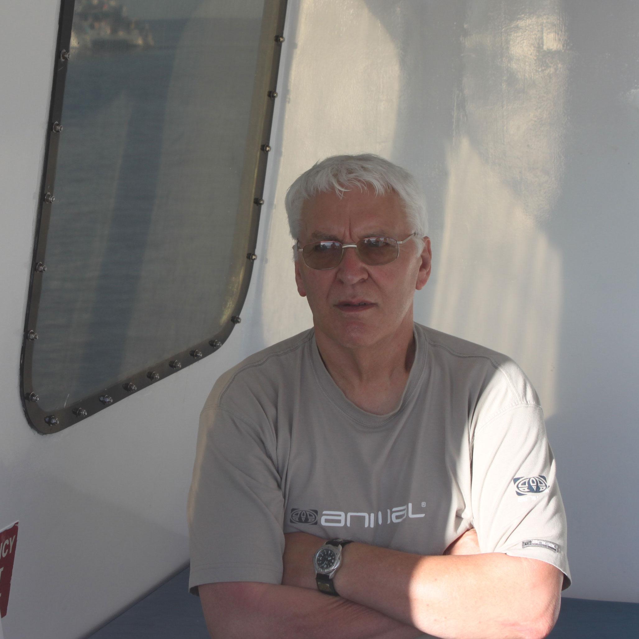 Alan Finden